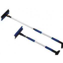 Iwh eiskratzer mit schneebesen xxl, mit teleskopgriff