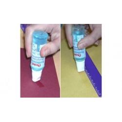 Pentel colle roller roll'n glue er153-gs, contenu: 30 ml