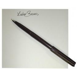 Pentel stylo feutre stylo jm20, noir