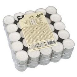 Pap star bougies chauffe-plat, diamètre: 37 mm, blanches