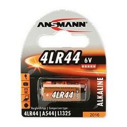 Ansmann alkaline batterie 4lr44, 6 volt, 1er blister