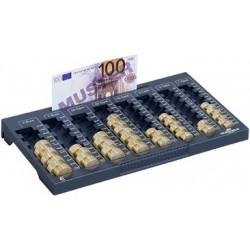 Durable casier à monnaie euroboard l, (l)324 x (p)190 x (h)