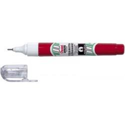 Pentel  flacon correcteur zlc1w, blanc, contenu: 18 ml