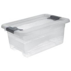 "Okt aufbewahrungsbox ""kristall-box"", 4 liter, transparent"