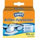 Swirl lingettes de nettoyage pour lunettes, grand emballage