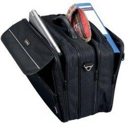 "Lightpak sac pour laptop ""corniche"", noir"
