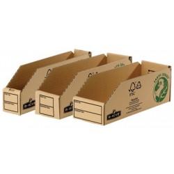 Fellowes bankers box earth boîte de rangement pour petits (LOT DE 50)