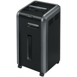 Fellowes destructeur de docu. powershred 225i, bandes 5,8 mm