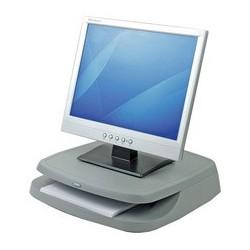 Fellowes support moniteur pour écrans tft/lcd, gris clair,