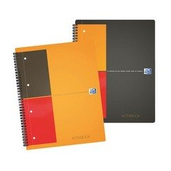 "Oxford cahier international ""activebook"", ligné, a5+"