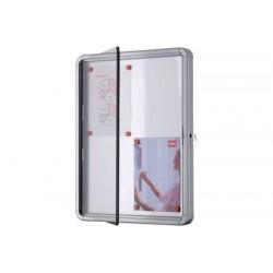 Nobo vitre, surface en métal, pour l'intérieur, 9 x a4