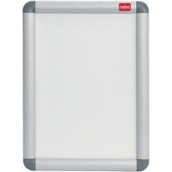 Nobo cadre porte-affiche a0, kit de fixation inclus, 32 mm