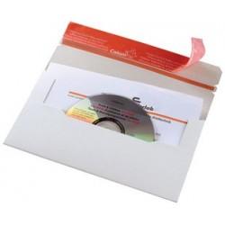 Colompac enveloppes pour cd/dvd, format long, sans fenêtre (LOT DE 20)
