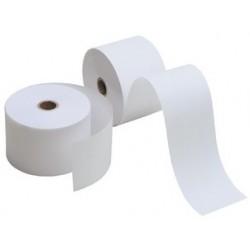 Kores rouleaux thermiques, 60mm x 25m x 12mm,sans bois,blanc (LOT DE 5)