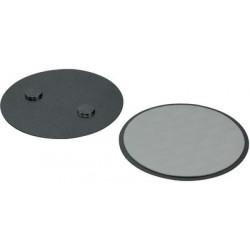 Logilink kit de fixation pour détecteur de fumée,